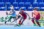 Ireland vs China at World League Semi Finals in Valencia, Spain.