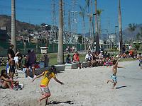 RIO DE JANEIRO, RJ, 12 AGOSTO 2012 - CLIMA TEMPO RIO DE JANEIRO - Movimentacao no Parque Madureira regiao norte do Rio de Janeiro, na tarde deste domingo, 12. (FOTO: ARION MARINHO / BRAZIL PHOTO PRESS).
