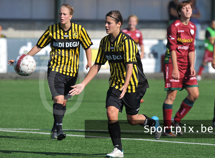 WD Lierse SK : Charlotte Van Bavel.foto DAVID CATRY  / Vrouwenteam.be.