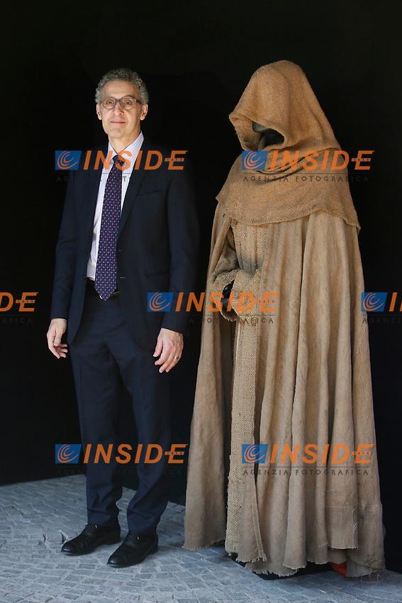 John Turturro<br /> Rome February 28th 2019. Photocall during the world premiere of the RAI tv series The Name Of The Rose (Il nome della Rosa).<br /> Foto Samantha Zucchi Insidefoto