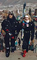 1994 <br /> Paul Stanley and wife<br /> Photo By John Barrett-PHOTOlink.net/MediaPunch