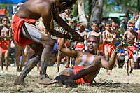 Kuranda Dancers 2,  Laura Aboriginal Dance Festival, Laura, Cape York Peninsula, Queensland, Australia.