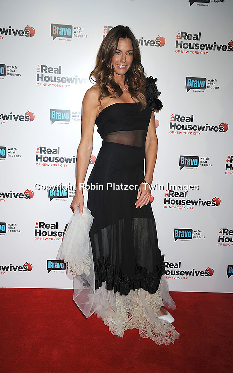 "Kelly Killoren Bensimon in Vintage Geminola dress..attending the Premiere for the second season of Bravo's series ""The Real Housewives of New York City"" on ..February 11, 2009 at Gilt @ The Palace Hotel in New York City. ....Robin Platzer, Twin Images"