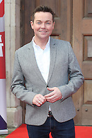 Stephen Mulhern attending a photocall for 'Britain's Got Talent' at St Luke's Church, London. 09/04/2014 Picture by: Alexandra Glen / Featureflash