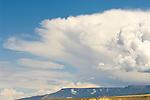 Summer rain and thunderstorm over the Grand Mesa of western Colorado.e