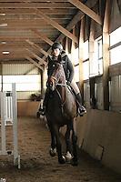 Vanessa Furfaro, Rina, Margie Gayford Clinic, Skyland Stables, Horse