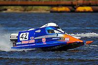 #42 and Chris Carrigan, (#13)   (SST-45 class)