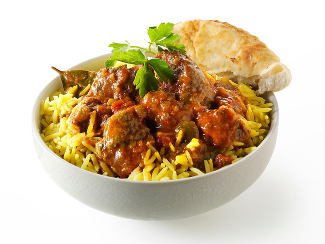 Lamb Bhuna curry  food stock pictures, photos fotos & images