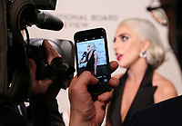 Lady Gaga attends the 2019 National Board Of Review Gala at Cipriani 42nd Street on January 08, 2019 in New York City. <br /> CAP/MPI/WMB<br /> ©WMB/MPI/Capital Pictures