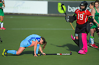Central v Northland women. 2019 National Hockey Under-18 Tournament at National Hockey Stadium in Wellington, New Zealand on Monday, 8 July 2019. Photo: Dave Lintott / lintottphoto.co.nz