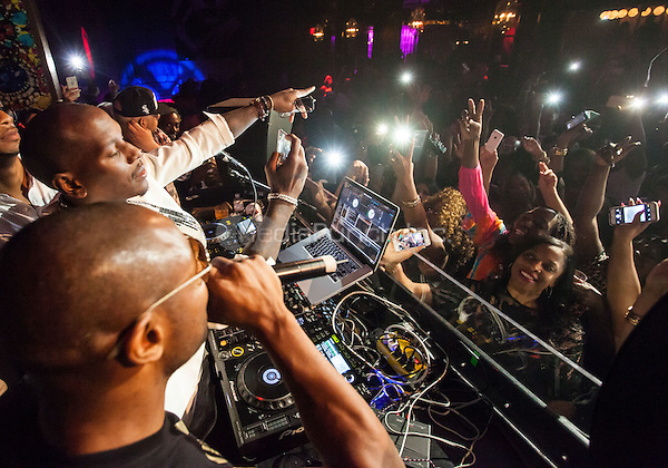 LAS VEGAS, NV - May 1: ***HOUSE COVERAGE***  Tyrese performs at Vanity Nightclub at Hard Rock Hotel & Casino in Las Vegas, NV on May 1, 2015. Credit: Erik Kabik Photography/MediaPunch