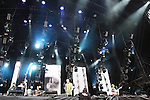 Oasis on stage at Slane Castle..Picture: Fran Caffrey/Newsfile.ie