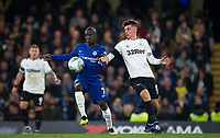 Chelsea v Derby County - Carabao Cup round of 16 - 31.10.2018