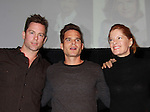 "The Young and The Restless Michael Muhney - Greg Rikaart - Michelle Stafford at Meet & Greet wine tasting event appear at the Soap Opera Festivals Weekend - ""All About The Drama"" on March 24, 2012 at Bally's Atlantic City, Atlantic City, New Jersey.  (Photo by Sue Coflin/Max Photos)"
