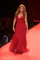 CHRISTINA MILIAN 2006<br /> THE HEART TRUTH''  RED DRESS COLLECTION FASHION SHOW AT BRYANT PARK<br /> Photo By John Barrett/PHOTOlink.net