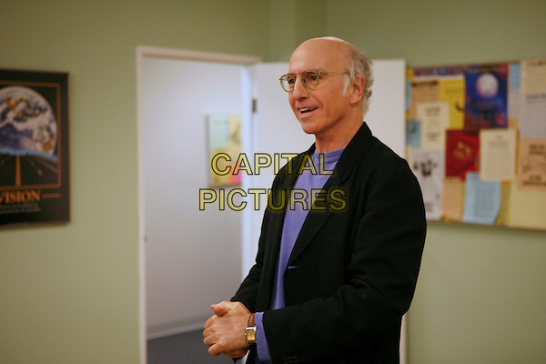 LARRY DAVID.in Curb Your Enthusiasm .**Filmstill - Editorial Use Only**.CAP/FB.Supplied by Capital Pictures