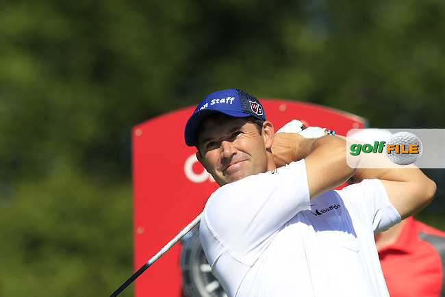 \{prsn}\ during Tuesday's Practice Day of the 97th US PGA Championship 2015 held at Whistling Straits, Mosel, Kohler, Wisconsin, United States of America. 11/08/2015.<br /> Picture Eoin Clarke, www.golffile.ie