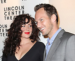 Dagmara Dominczyk & Patrick Wilson attending the Broadway Opening Night After Party for The Lincoln Center Theater Production of 'Golden Boy' at the Millennium Broadway in New York City on December 6, 2012