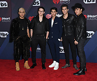 11 March 2018 - Inglewood, California - CNCO. 2018 iHeart Radio Awards held at The Forum. <br /> CAP/ADM/BT<br /> &copy;BT/ADM/Capital Pictures