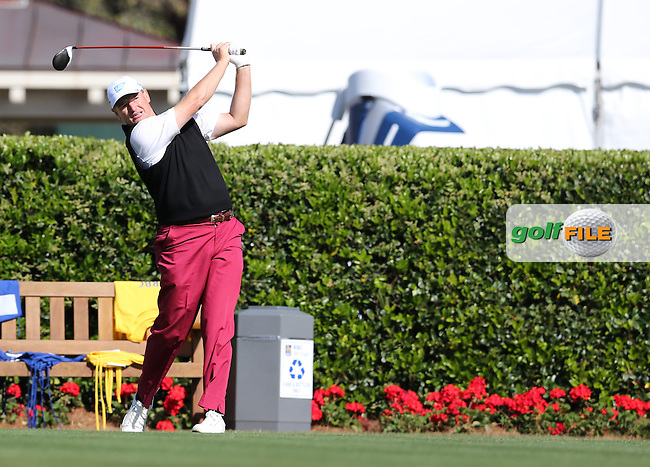 Ernie Els (RSA) during the 3rd Round of the RBC Heritage Championship, At The Harbor Town Golf Links, Sea Pines Resort, Hilton Head Island, South Carolina, USA. 16/04/2016.<br /> Picture: Golffile | Mark Davison<br /> <br /> <br /> All photo usage must carry mandatory copyright credit (&copy; Golffile | Mark Davison)