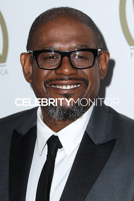 BEVERLY HILLS, CA - JANUARY 19: Forest Whitaker at the 25th Annual Producers Guild Awards held at The Beverly Hilton Hotel on January 19, 2014 in Beverly Hills, California. (Photo by Xavier Collin/Celebrity Monitor)