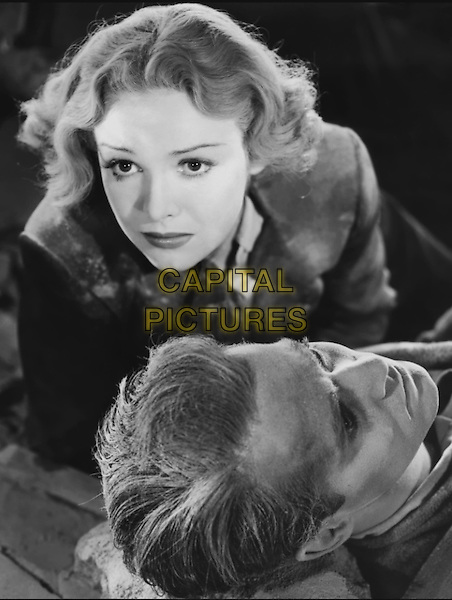 Henry Fonda With Madeleine Carroll.in Blockade.*Filmstill - Editorial Use Only*.CAP/PLF.Supplied by Capital Pictures.