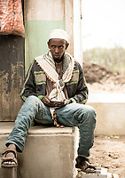 Eye in the Sky (2015) <br /> Barkhad Abdi  <br /> *Filmstill - Editorial Use Only*<br /> CAP/KFS<br /> Image supplied by Capital Pictures