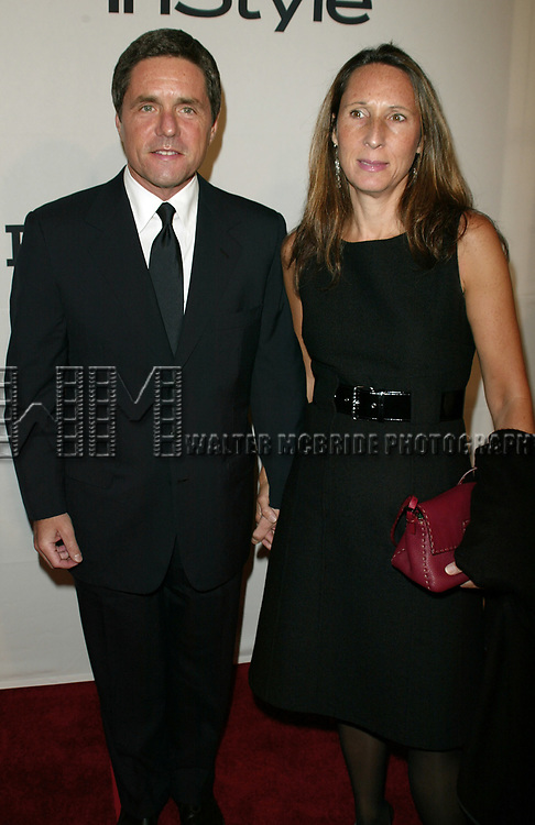 Brad Grey and Jill Grey Attend the 6th Annual New York City Gala to Benefit Project A.L.S. held at The Hammerstein Ballroom in  New York City.<br /> October 20, 2003