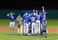2016 World Series<br /> Game 7<br /> Chicago Cubs @ Cleveland Indians<br /> 11/2/16