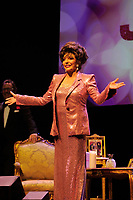 FEB 17 Dame Joan Collins 'Unscripted at The Palladium in London