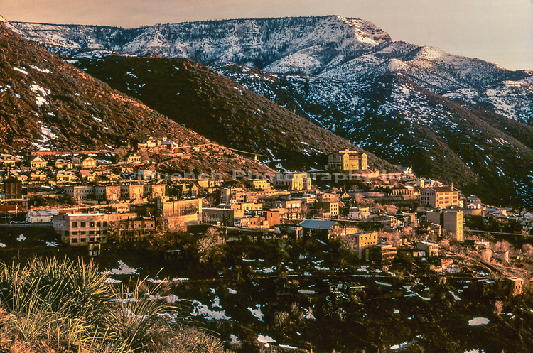 Ghost Town of Jerome,Arizona