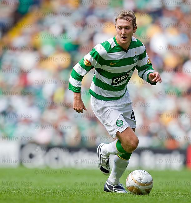 Aiden McGeady, Celtic