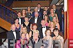 Killarney Musical Society members who attended the AIMS awards ceremony in the INEC on Saturday night
