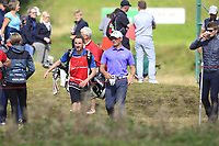 Haydn Porteous (RSA) walking to the 6th tee during Round 4 of Made in Denmark at Himmerland Golf &amp; Spa Resort, Farso, Denmark. 27/08/2017<br /> Picture: Golffile | Thos Caffrey<br /> <br /> All photo usage must carry mandatory copyright credit     (&copy; Golffile | Thos Caffrey)