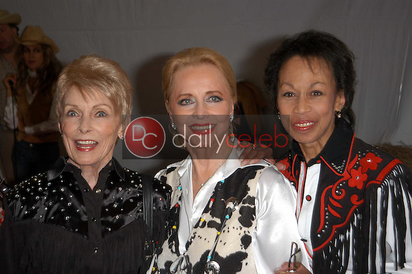 Janet Leigh, Anne Jeffreys and Altovise Davis