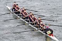 Crew: 177  Norwich Sch  Event: J15 School 1st eights<br /> <br /> Schools' Head of the River 2017<br /> <br /> To purchase this photo, or to see pricing information for Prints and Downloads, click the blue 'Add to Cart' button at the top-right of the page.