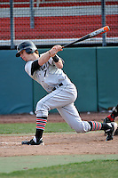 Cincinnati Bearcats infielder Sam Vandenheuvel (7)  during a game vs. St. John's Red Storm at Jack Kaiser Stadium in Queens, NY;  March 25, 2011.  St. John's defeated Cincinnati 3-2.  Photo By Tomasso DeRosa/Four Seam Images
