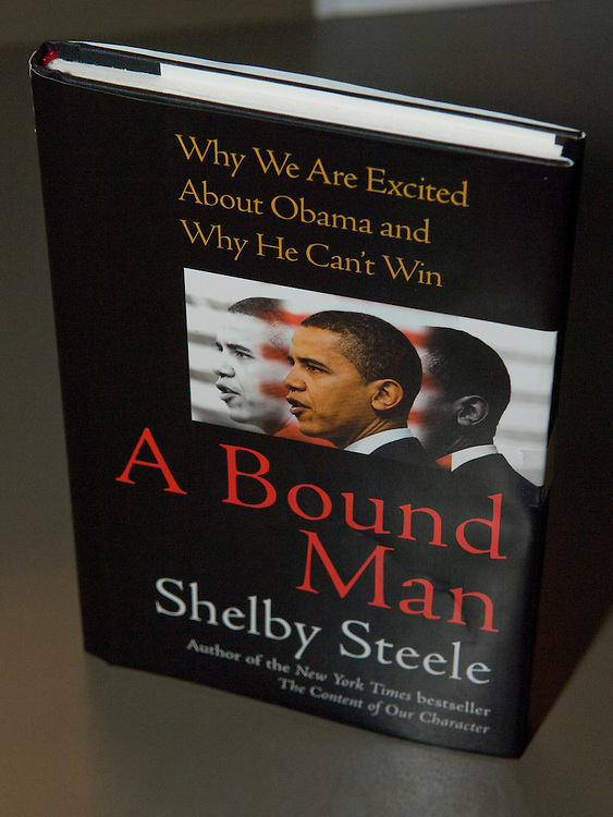 """Book review on """"A Bound Man"""" by Shelby Steele."""