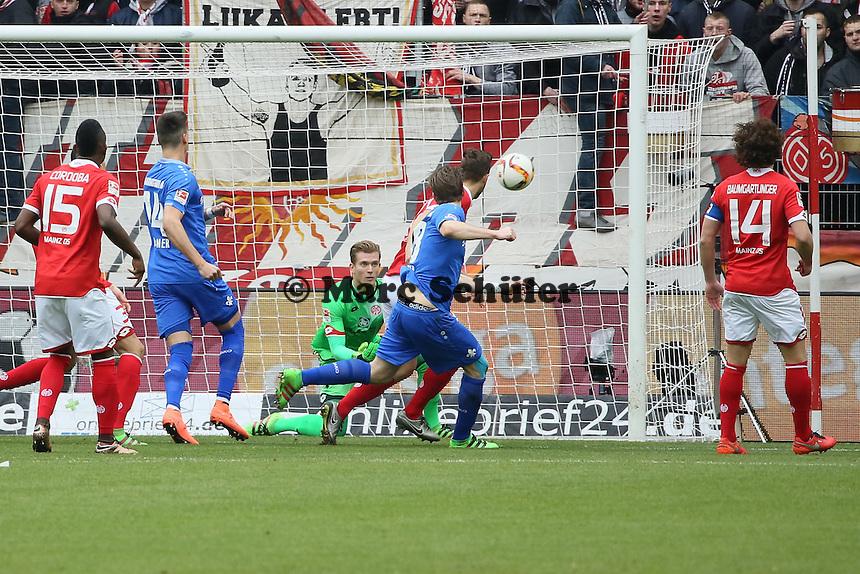 Chance Jerome Gondorf (Darmstadt) - 1. FSV Mainz 05 vs. SV Darmstadt 98, Coface Arena