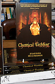"23 May 2008, London/UK, Chemical Wedding Book Launch. ""Chemical Wedding"", the book written by director Julian Doyle and Iron Maiden star Bruce Dickinson was launched at the Atlantis Bookshop, Museum Street, London. (Photo: Bettina Strenske)"