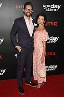 "07 February 2019 - Los Angeles, California - TODD GEINNELL and INDIA DE BEAUFORT. Netflix's ""One Day at a Time"" Season 3 Premiere and Global Launch held at Regal Cinemas L.A. LIVE 14. Photo Credit: Billy Bennight/AdMedia"