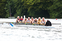 Race: 254  O.MasH.8+  Upper Thames Rowing Club vs Broxbourne Composite<br /> <br /> Henley Masters Regatta 2019 - Saturday<br /> <br /> To purchase this photo, or to see pricing information for Prints and Downloads, click the blue 'Add to Cart' button at the top-right of the page.
