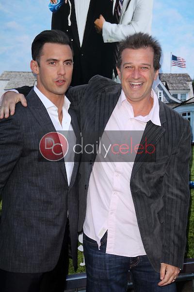 Milo Ventimiglia, Allen Covert<br /> at the &quot;That's My Boy&quot; World Premiere, Village Theatre, Westwood, CA 06-04-12<br /> David Edwards/DailyCeleb.com 818-249-4998