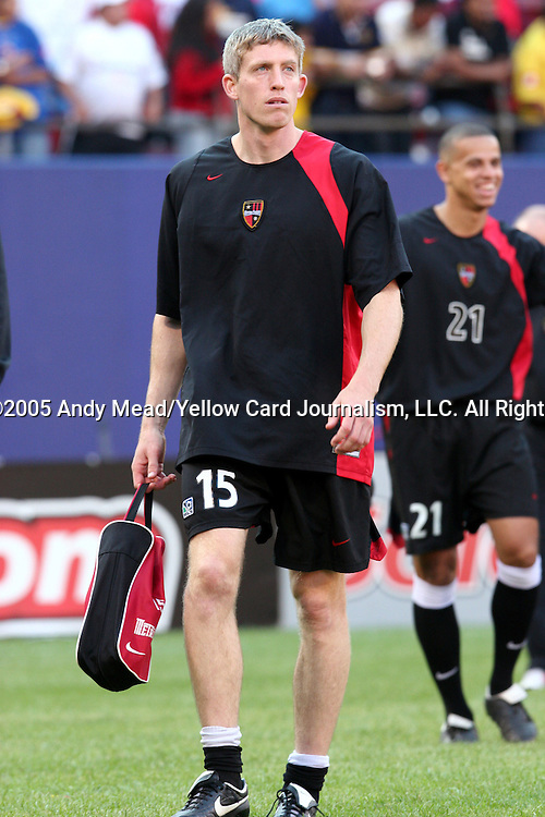 31 May 2004: John Wolyniec. The MetroStars defeated the Chicago Fire 2-1 at Giants Stadium in East Rutherford, NJ during a regular season Major League Soccer game..