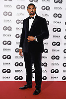 David Haye at the the GQ Men of the Year Awards 2017 at the Tate Modern, London, UK. <br /> 05 September  2017<br /> Picture: Steve Vas/Featureflash/SilverHub 0208 004 5359 sales@silverhubmedia.com