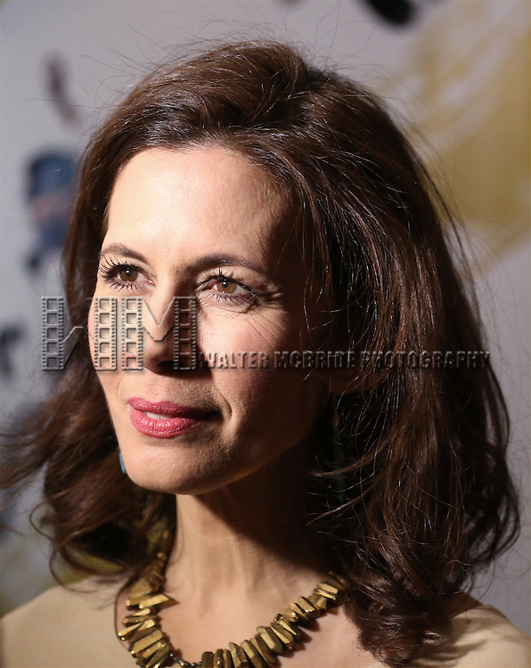 Jessica Hecht attends the Broadway Opening Night Performance After Party for 'Fiddler On The Roof'  at Gotham Hall on December 20, 2015 in New York City.