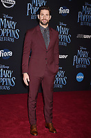 LOS ANGELES, CA - NOVEMBER 29: John Krasinski attends the Premiere Of Disney's 'Mary Poppins Returns' at El Capitan Theatre on November 29, 2018 in Los Angeles, California.<br /> CAP/ROT/TM<br /> &copy;TM/ROT/Capital Pictures