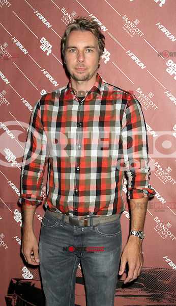 NEW YORK CITY,NY - July 25, 2012: Dax Shepard at the GenArt Screening Series featuring the film, 'Hit & Run' at Tribeca Cinemas in New York City. © RW/MediaPunch Inc. /NortePhoto.com<br />