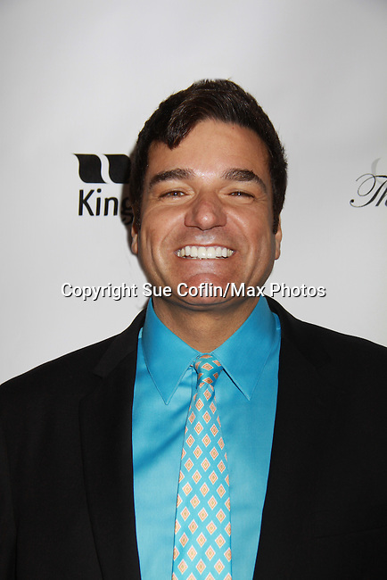 Dale Badway - The 68th Annual Theatre World Awards 2012 presented to 12 actors for their Outstanding Broadway or Off-Broadway Debut Performances during the 2011-2012 theatrical season on June 5, 2012 at the Belasco Theatre, New York City, New York.