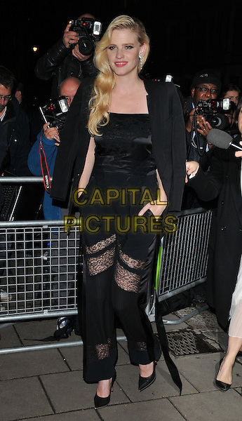 Lara Stone attends the Harper's Bazaar Women of the Year Awards 2015, Claridge's Hotel, Brook Street, London, England, UK, on Tuesday 03 November 2015. <br /> CAP/CAN<br /> &copy;Can Nguyen/Capital Pictures